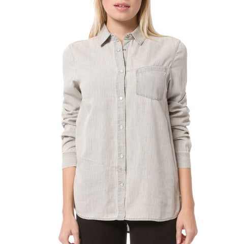 NIKITA LEEWARD Shirt l/s SILVER BIRCH