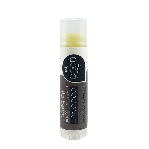 All Good Organic Coconut Lip Balm
