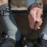 AX1S SINGLE PAIR SOCK || BAS EN PAIR