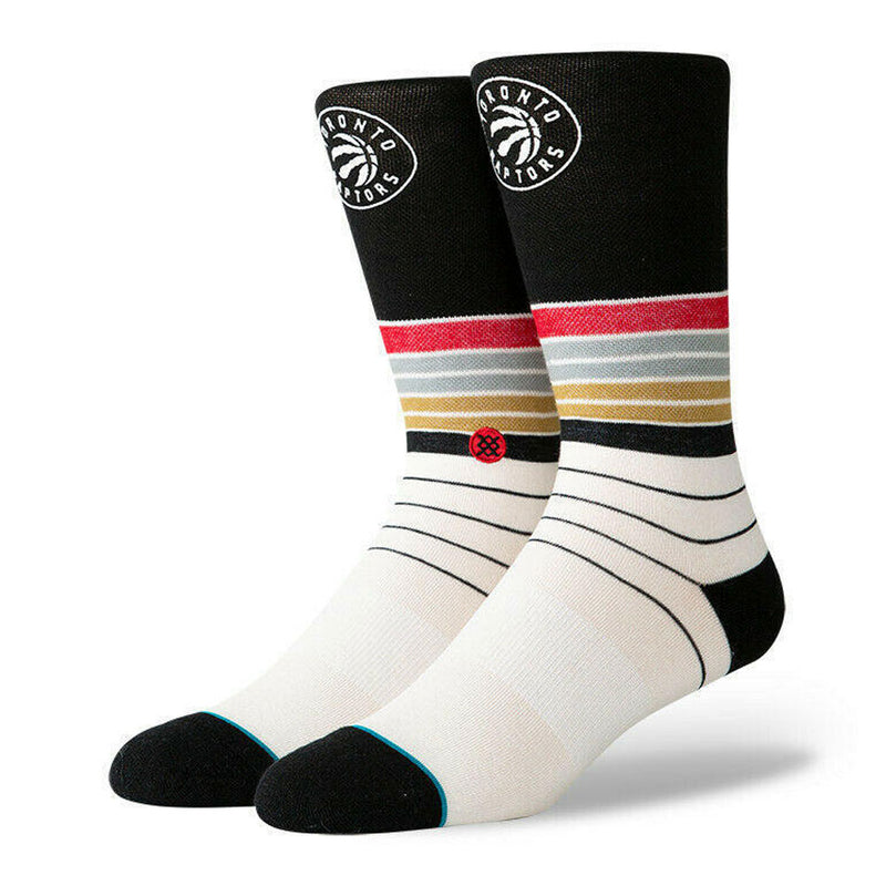 STANCE NBA RAPTORS BASELINE SOCKS MULTI