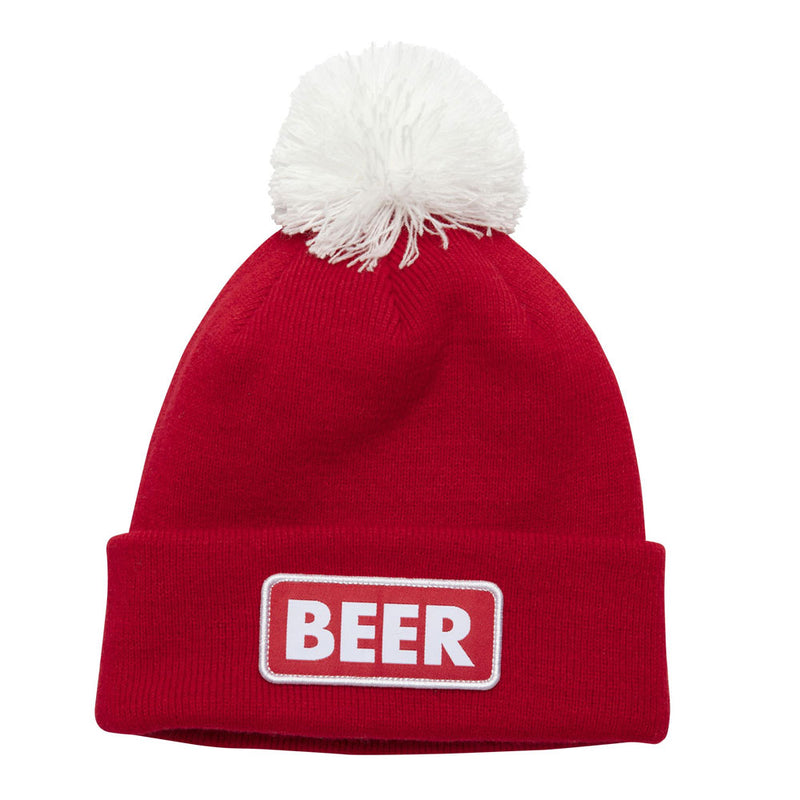 Coal The Vice W20 Beanie Red - Beer