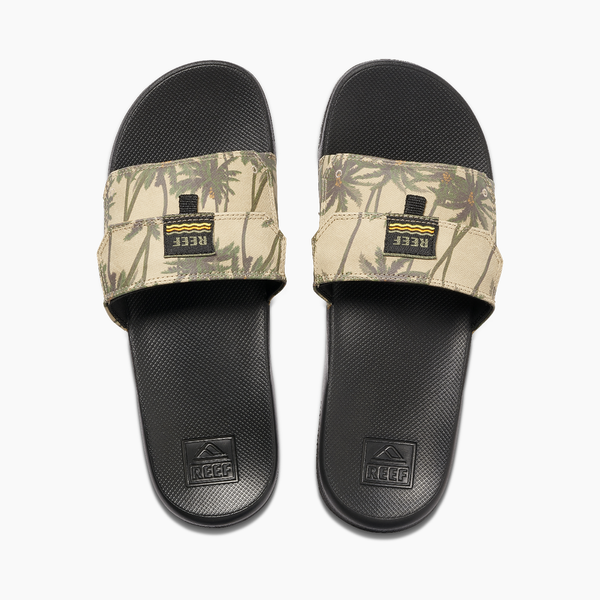 REEF MEN'S STASH SLIDE SANDALS