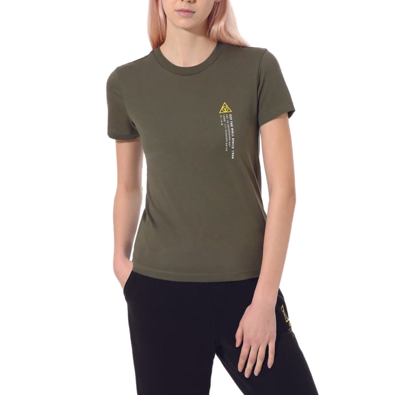 Vans Women 66 Supply Bf Crew Tee