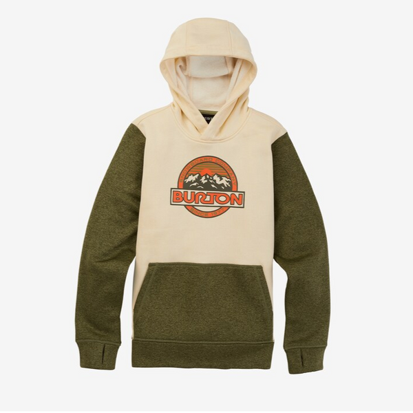 Burton Junior 2021 Oak Pullover