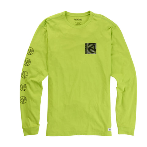 BURTON AIRBUCKLE L/S TEE TENDER SHOOTS