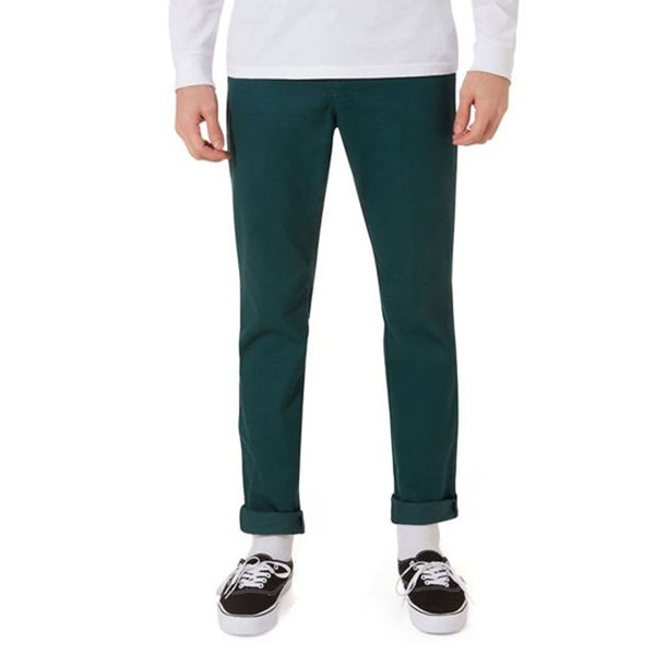 VANS AUTHENTIC CHINO STRETCH PANT TREKKING GREEN