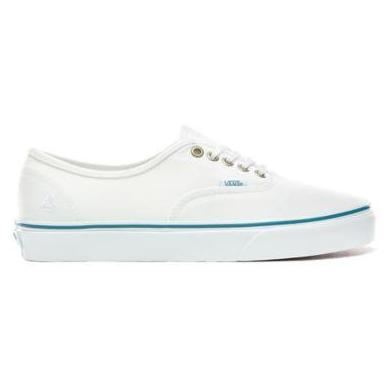 VANS AUTHENTIC P.E.T SHOES WHITE/OCEAN
