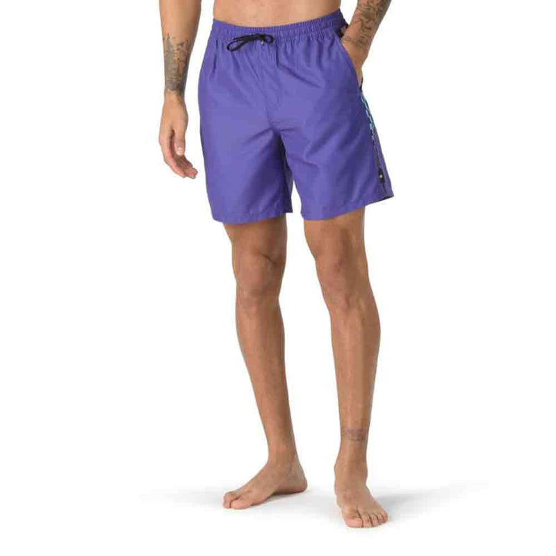"VANS V PANEL 17"" VOLLEYBALL SHORT VANS PURPLE"
