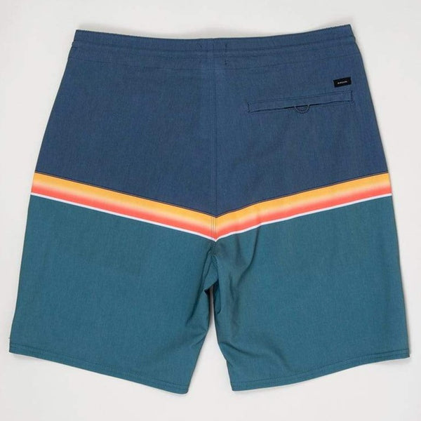 "RIP CURL RAPTURE 19"" LAYDAY BOARDSHORTS NAVY"