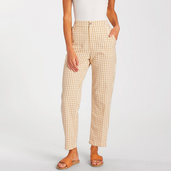 Billabong Women's Checkmate Cropped Pants