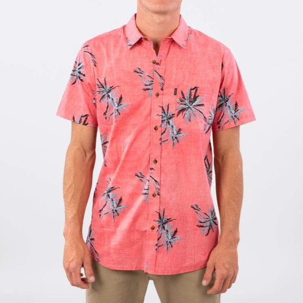RIP CURL PARTY PALM S/S SHIRT