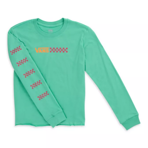 Vans Girls Glory Daze L/S Tee