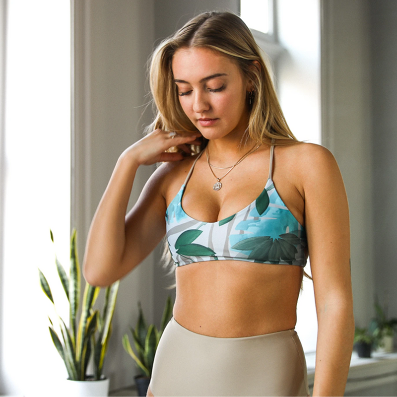 Othersea Womens Na Pali Bikini Top Honolulu