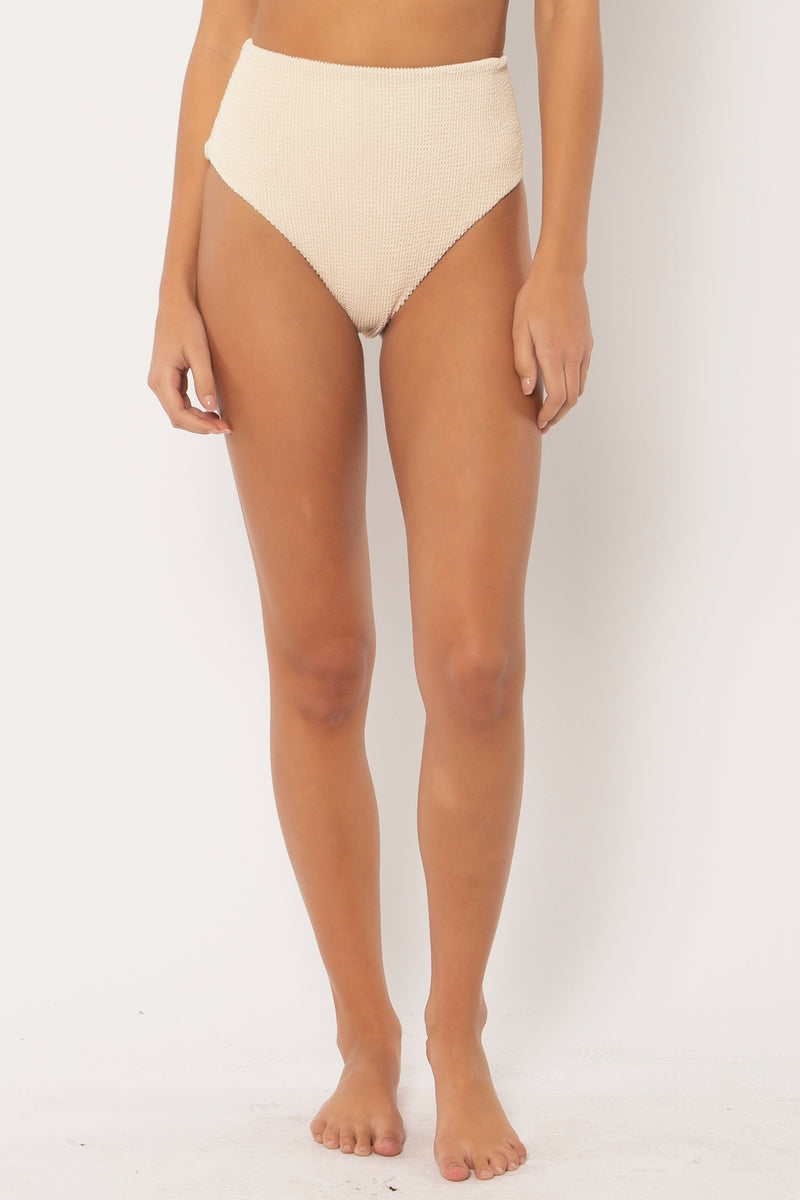 AMUSE JAMIESON HIGH WAIST BIKINI BOTTOM