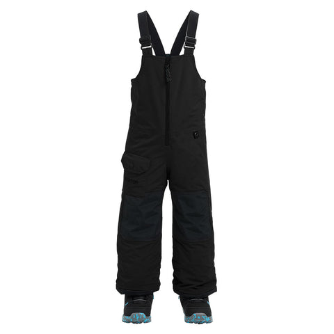 BURTON MINISHRED MAVEN BIB PANT TRUE BLACK
