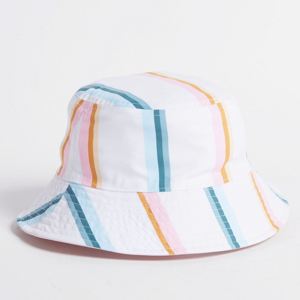 Billabong Women's Party On Bucket Hat Reversible