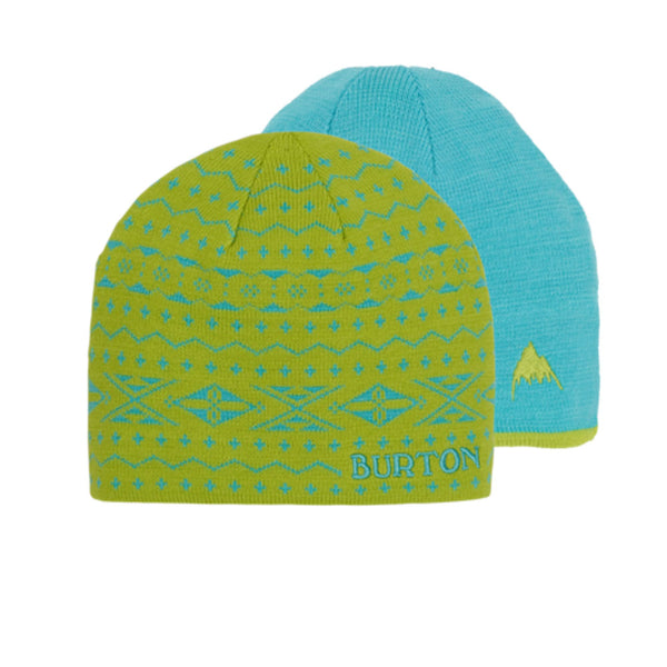 Burton Girls 2020 Belle Beanie Tender Shoots / Blue Curaçao