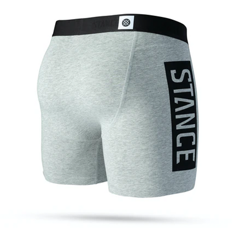 Stance OG St Gin Wholester Boxer Breif Heather Grey