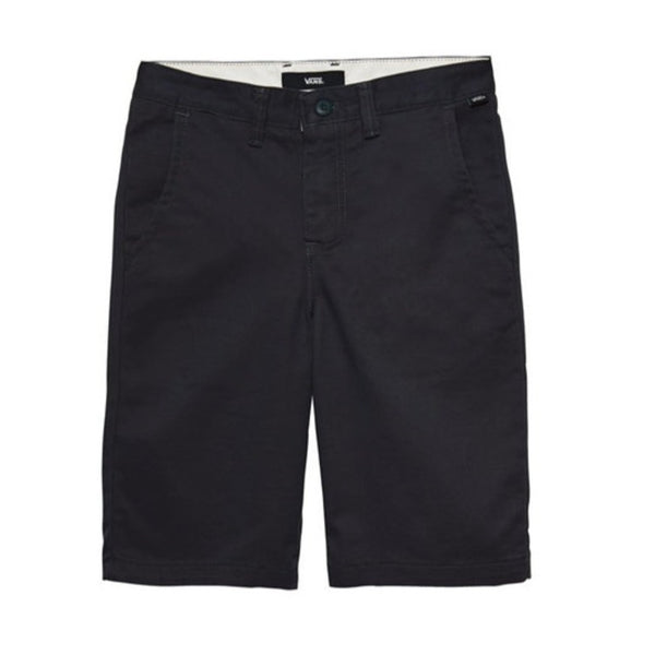 VANS BOYS AUTHENTIC STRETCH Shorts BLACK