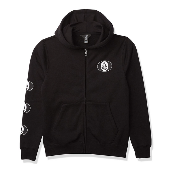 Volcom Big Youth Deadly Stone Stack Zip Hood