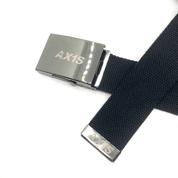 AXIS AX1S WEB BELT BLACK