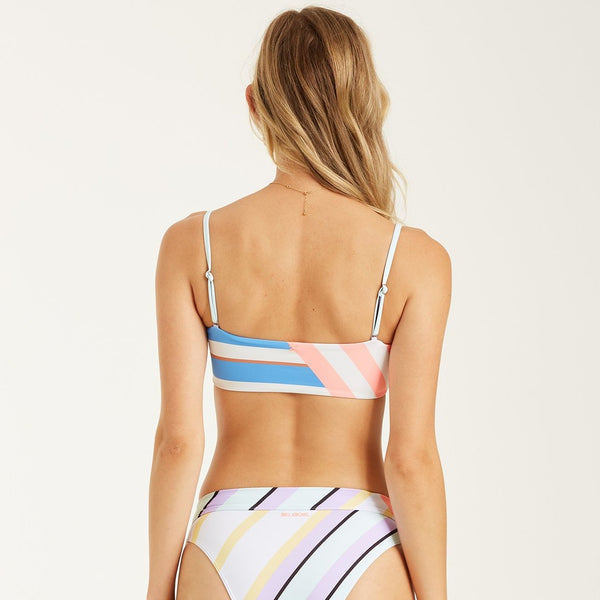 Billabong Break A Dawn Tube Bikini Top Multi