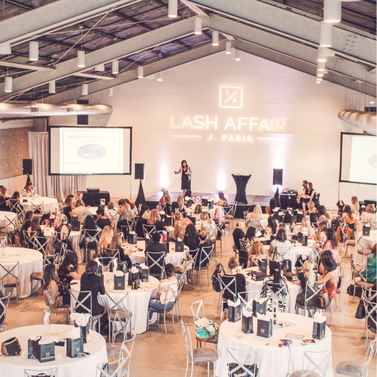 REFLECTING ON THE LASH AFFAIR 2019