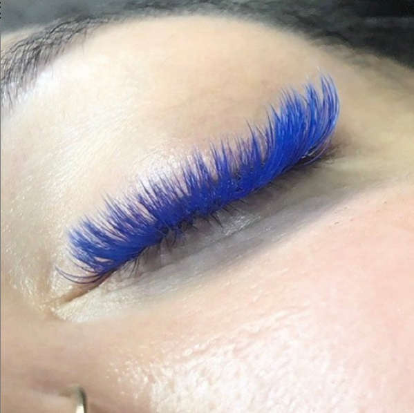LASH ARTIST OF THE MONTH: KATHY RAMOS