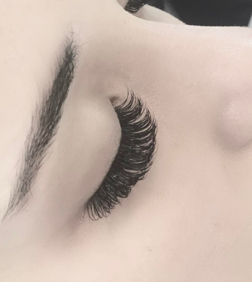 Page Brown - Lash Artist of the Month
