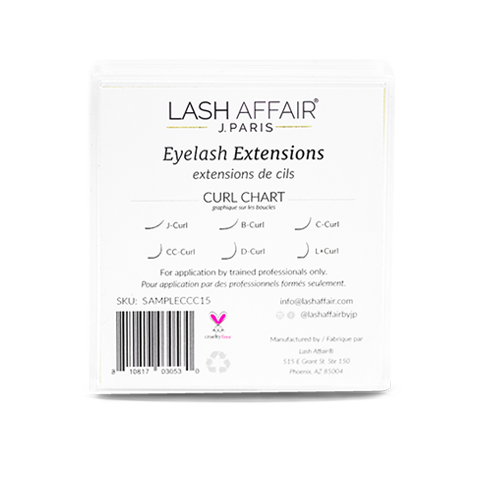 Couture Sample Lash Extensions