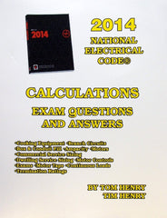 Calculations Exam Questions and Answers 2014