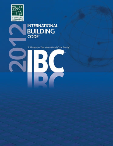 2012 International Building Code