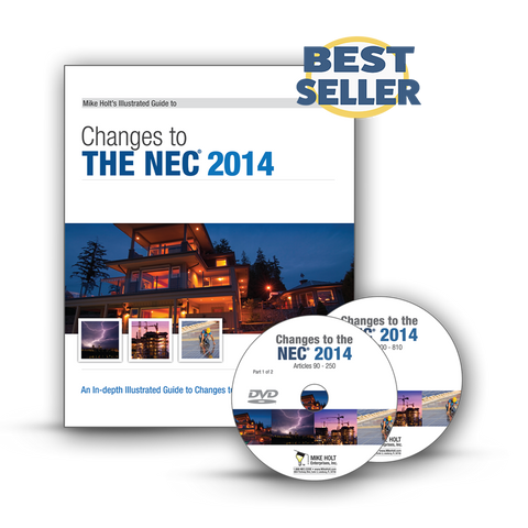 2014 Changes to the NEC DVD