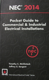 2014 NEC Pocket Guide to Commercial and Industrial Electrical Installations