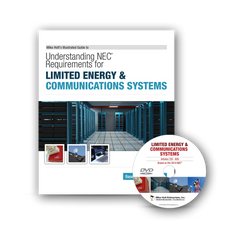 2014 Understanding NEC Requirements for Limited Energy and Communications Systems DVD