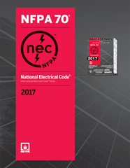 2017 NATIONAL ELECTRICAL CODE (NEC) SOFTBOUND AND TABS COMBO