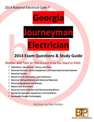Georgia 2014 Journeyman Electrician Study Guide