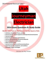 Utah 2014 Journeyman Electrician Study Guide