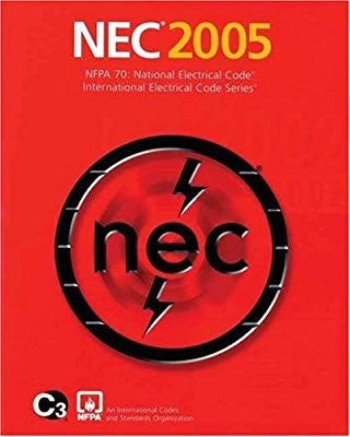 2005 NEC - National Electrical Code Softcover Version