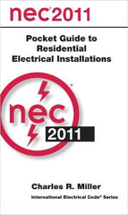 2011 NEC® Pocket Guide to Residential Electrical Installations