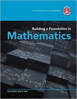 Building a Foundation in Mathematics, 2nd Edition