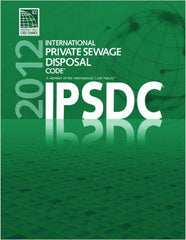 International Private Sewage Disposal Code 2012 Paperback