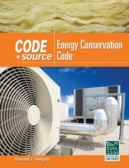Code Source : 2012 Energy Conservation Code, 1st Edition