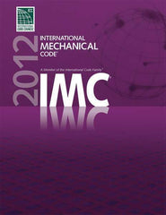 2012 International Mechanical Code