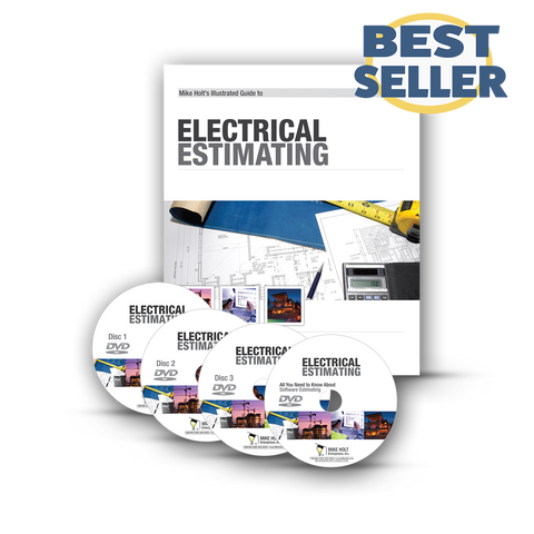 Pleasant Electrical Estimating Deluxe Dvd Package 2Nd Edition National Wiring Digital Resources Indicompassionincorg