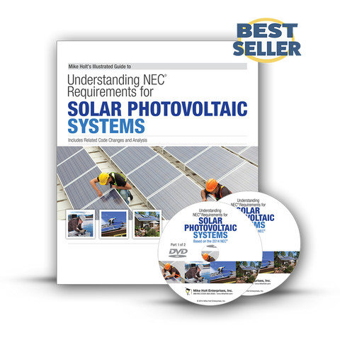 2014 Understanding NEC Requirements for Solar Photovoltaic Systems DVD Program