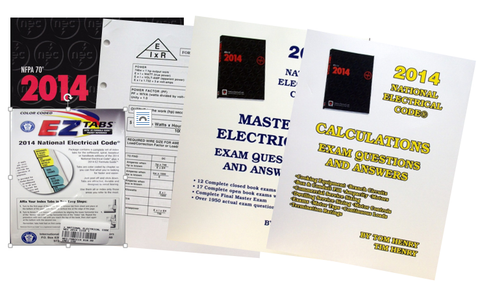 Delaware Tom Henry Master's Electrician's Study Package