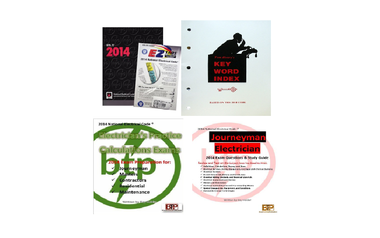 New Hampshire 2014 Journeyman Electrician Study Bundle