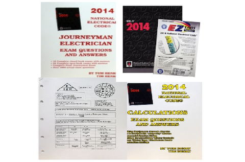 2014 Tom Henry's Journeyman's Study Package