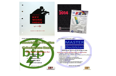 New Hampshire 2014 Master Electrician Study Bundle